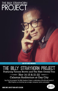 Billy Strayhorn Project OFFICIAL POSTER